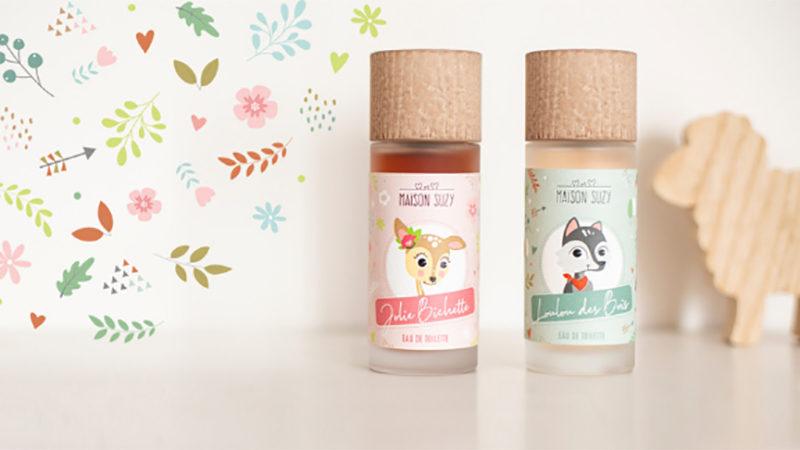 Maison Suzy, des parfums sains pour les enfants