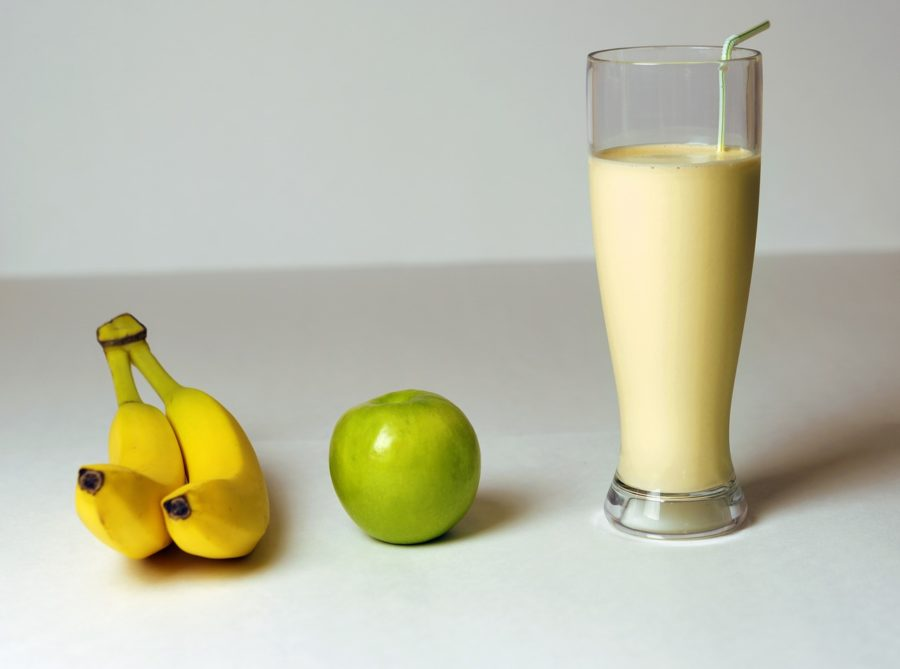 Le Milkshake à la banane