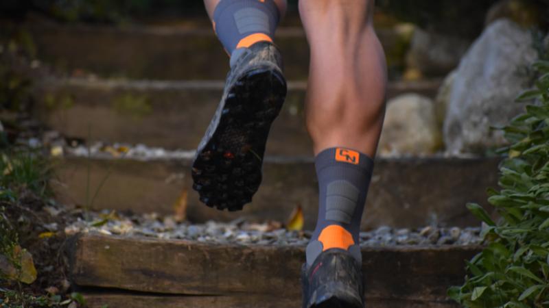 Curlynak : des chaussettes techniques en montagne