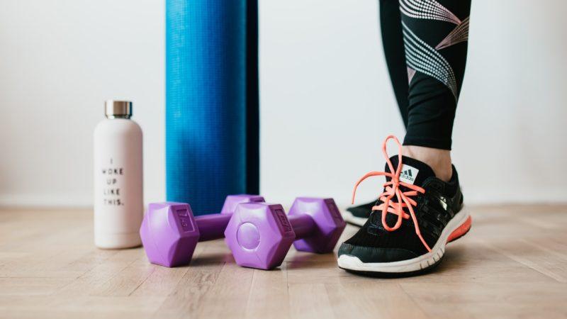 Confinement et sport à la maison