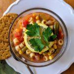 soupe recette plat