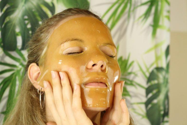 machine masque collagène fix your skin