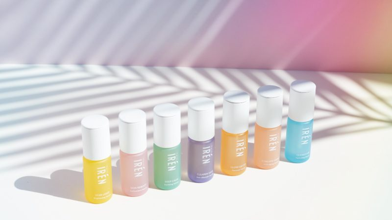 IRÉN Skin : la cosmétique made in Japan