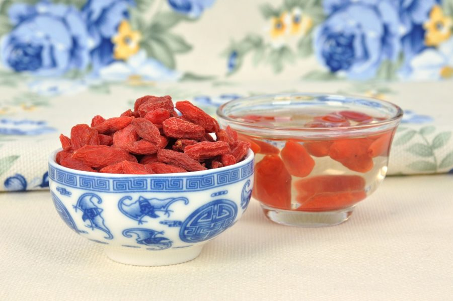 Les bienfaits des baies de goji sur la santé