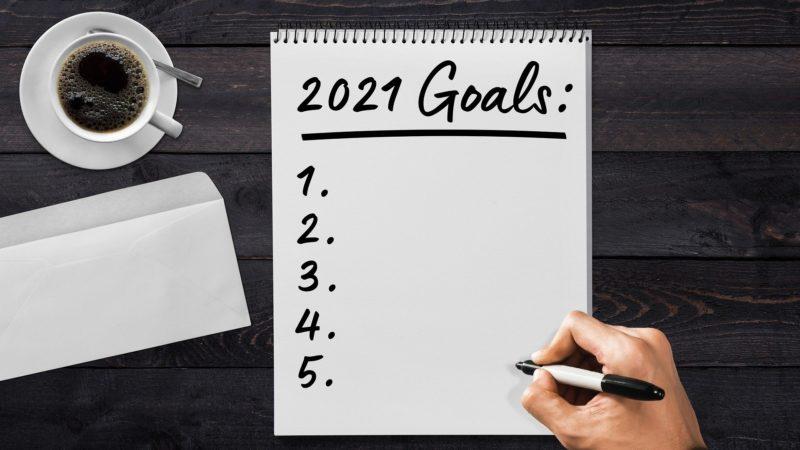 Les bonnes résolutions de la nouvelle année