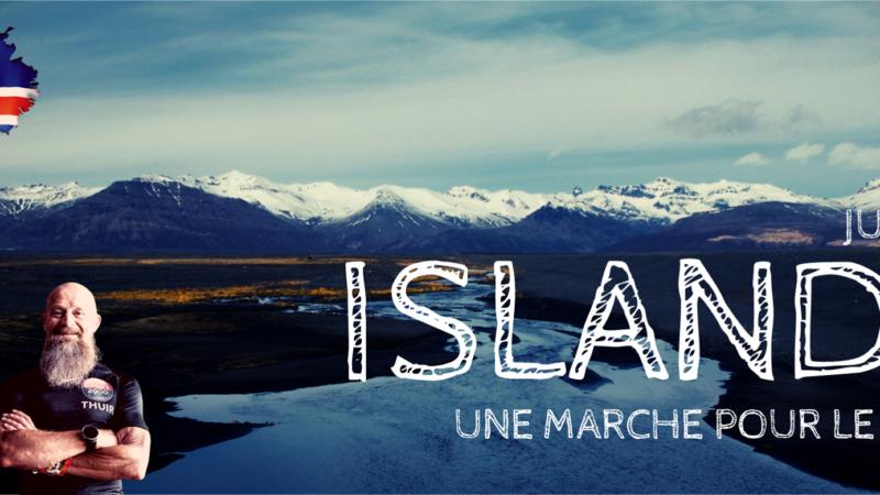 Hop'Adventure : une marche pour le climat en Islande