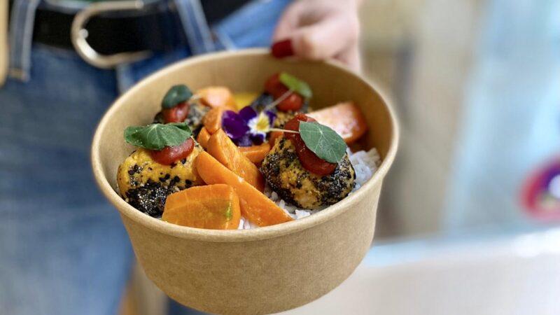 Eatic, des repas 100% veggie et éthiques