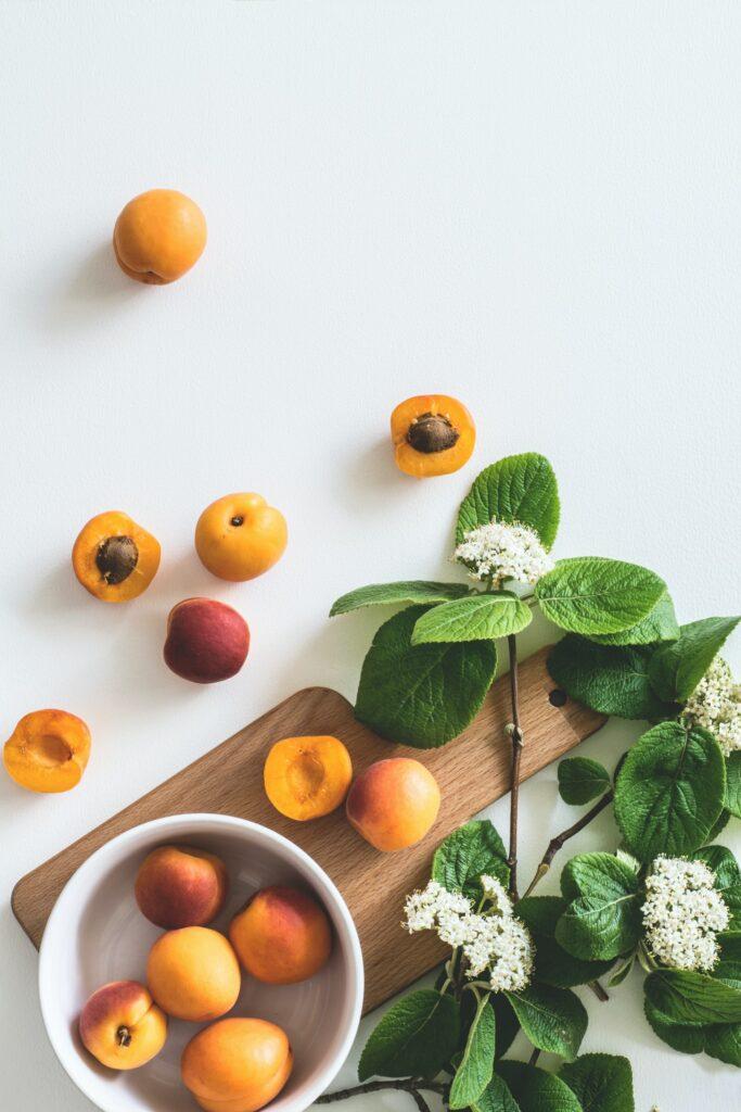 huile abricot
