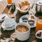 petit déjeuner breakfast