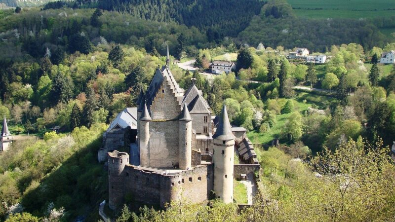 Direction le Luxembourg, que visiter ?