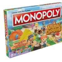 Monopoly aux couleurs d'Animal Crossing